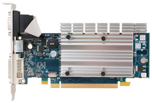 Sapphire Radeon HD 3450 256MB PCIe GDDR2 DVI 1x TV Out Graphics Card