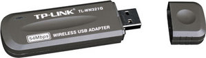 TP-Link TL-WN321G 54M Wireless USB Adapter